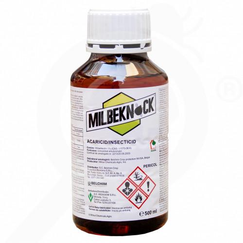 bg sankyo agro acaricide milbeknock ec 500 ml - 0